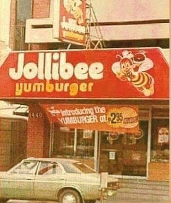 Origin of Jollibee