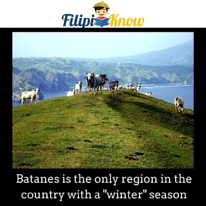 batanes winter season