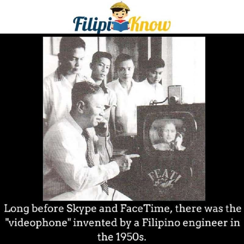 videophone invented by Gregorio Zara