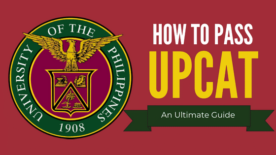 how to pass upcat