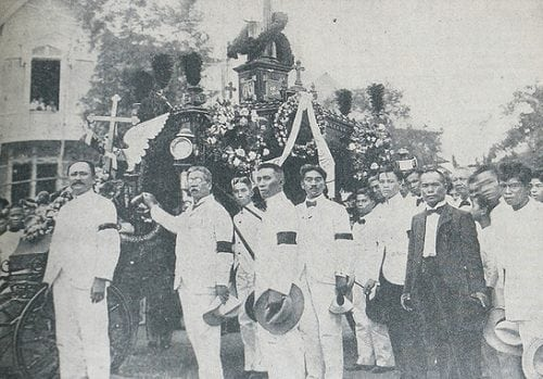 Internment of Apolinario Mabini