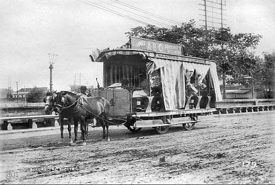 horse drawn tranvia philippines