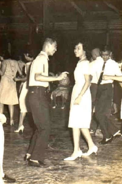 miriam defensor santiago dancing