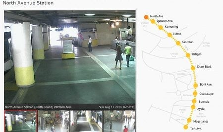 MRT 3 live CCTV streaming
