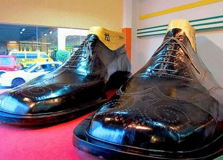 Marikina largest shoes