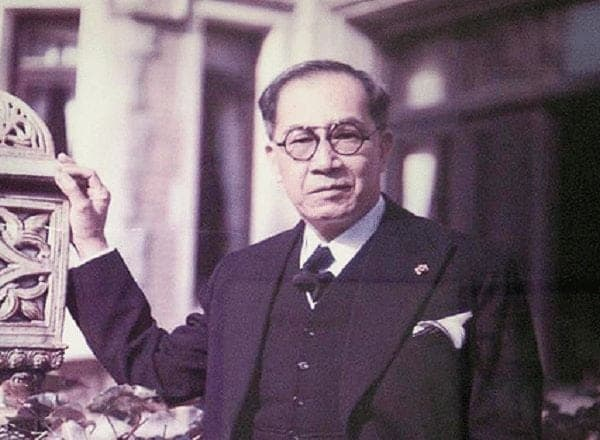President Jose P. Laurel