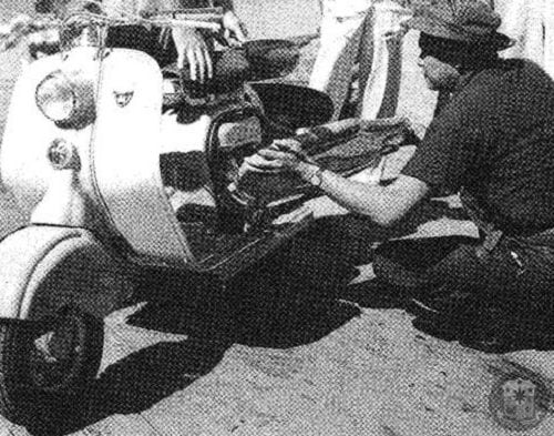 Ramon Magsaysay, the quintessential mechanic