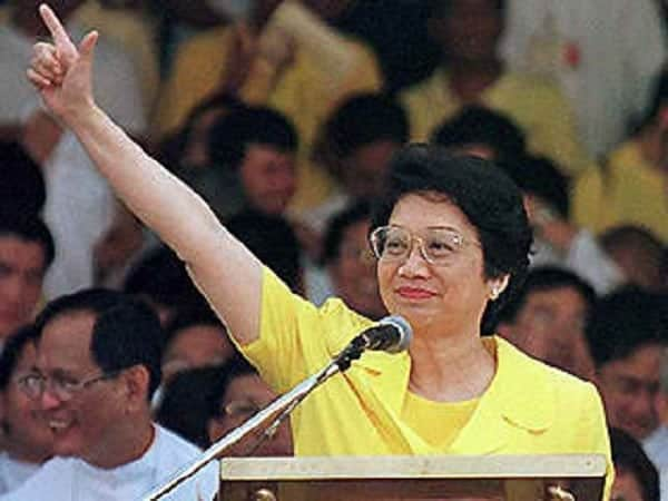 interesting facts about corazon aquino