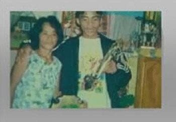 manny pacquiao with mom