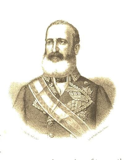 Governor General Carlos de la Torre