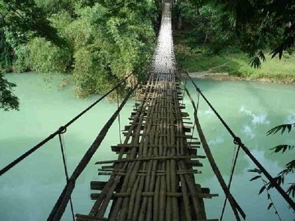 scariest bridges in the Philippines