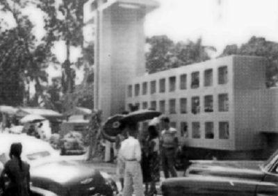 Heroes' Monument in Manila North Cemetery