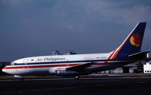 Air Philippines Flight 541