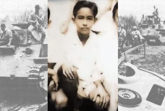 Jesus Gonzales Filipino Boy WWII Hero