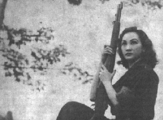 The 10 Most Incredible Filipina Warriors of WWII - FilipiKnow