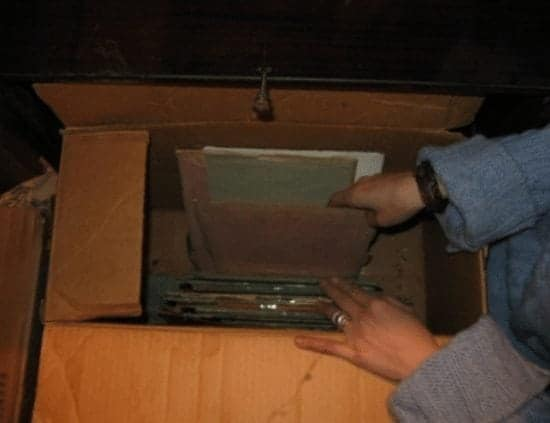 Discovery of Manila daguerreotypes in 2007
