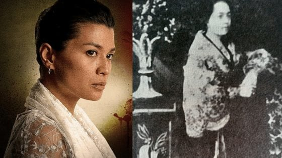 Isabel in Heneral Luna movie and Conchita Concepcion