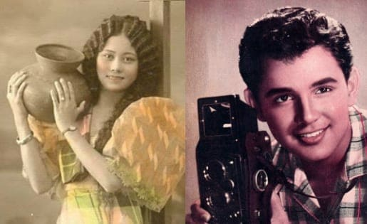 100 years of filipino men and women s beauty captured in vintage