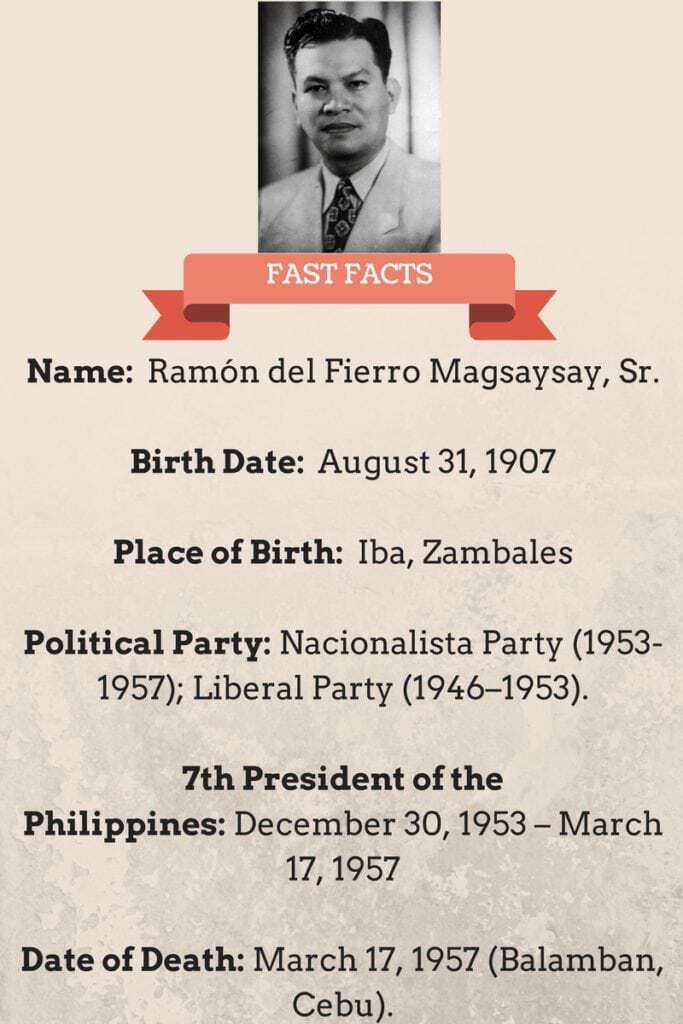 Ramon Magsaysay: 6 Reasons Why He's The Best Filipino President Ever