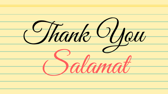 Thank You In Tagalog: How To Say | Pronunciation | Formal | Informal