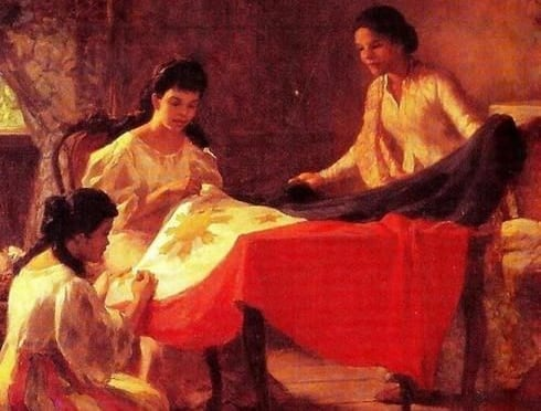 The Making of the Philippine Flag