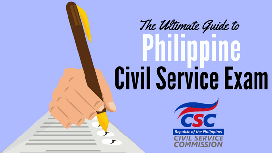 philippine civil service exam