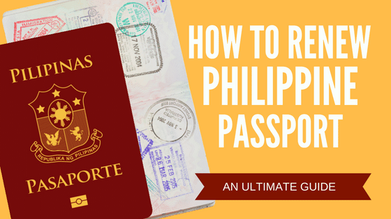 How to get my passport back fast in philippine