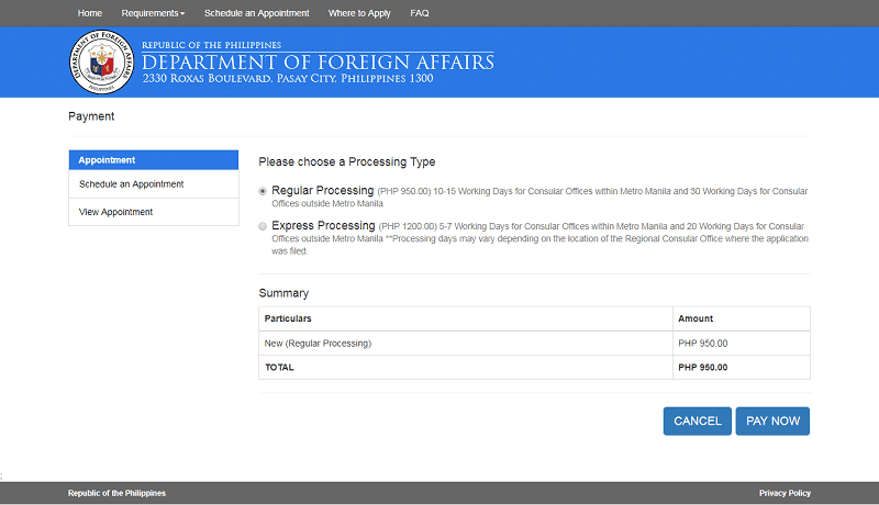 How To Get Philippine Passport 6 Steps With Pictures