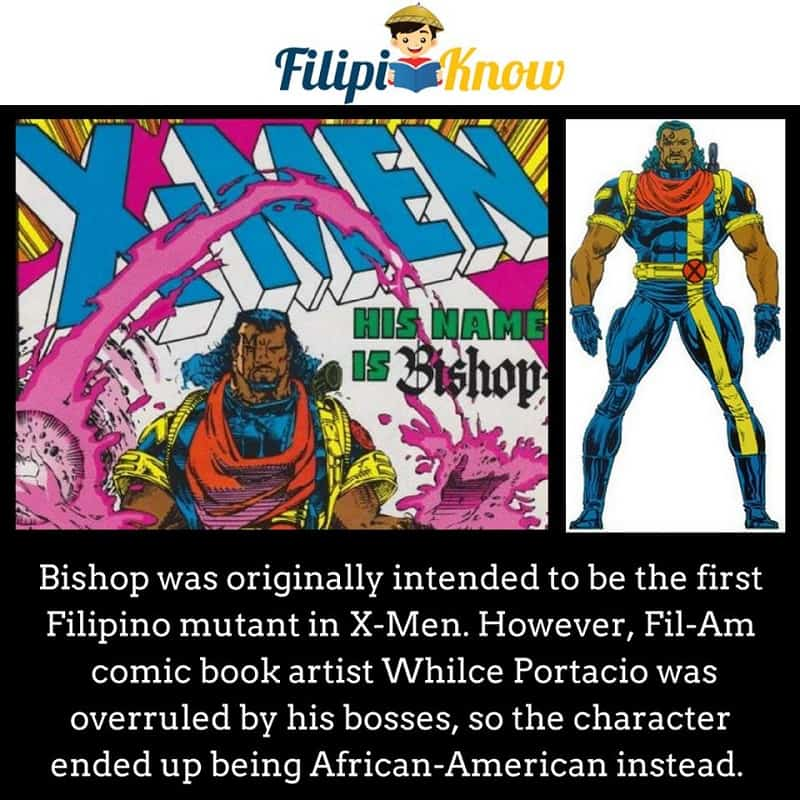 bishop filipino mutant x-men