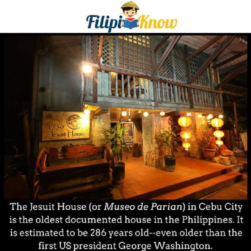 oldest house in the philippines