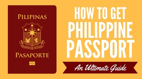 how to get philippine passport: 6 steps (with pictures)