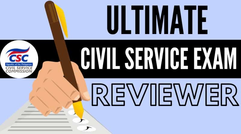 civil service reviewer online