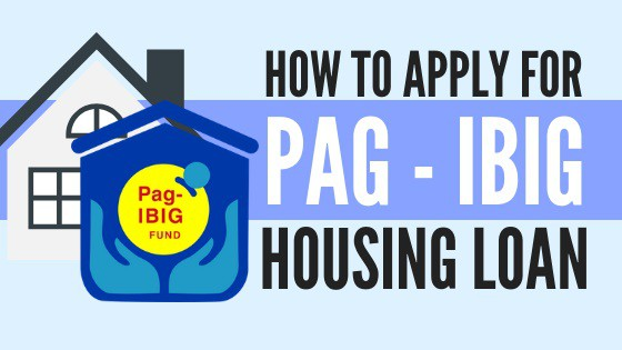 how to apply for pag ibig housing loan