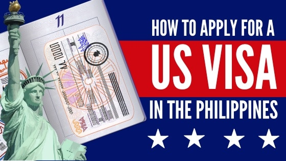 us visa application in the philippines