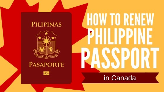 how to renew philippine passport in canada ultimate guide