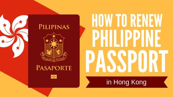 philippine passport renewal in hong kong ultimate guide