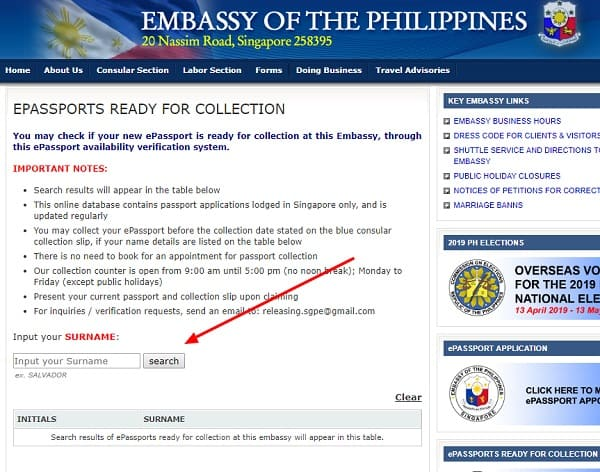 philippine passport renewal in singapore 2