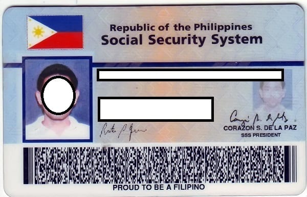 old sss id