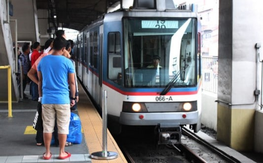 mrt stations in metro manila philippines