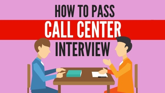 How To Pass Call Center Interview With Sample Questions And Answers