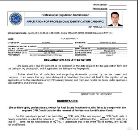 prc license renewal 9
