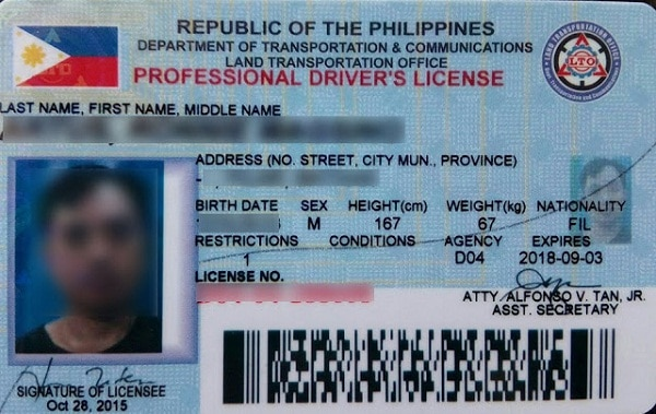 drivers license requirements 3