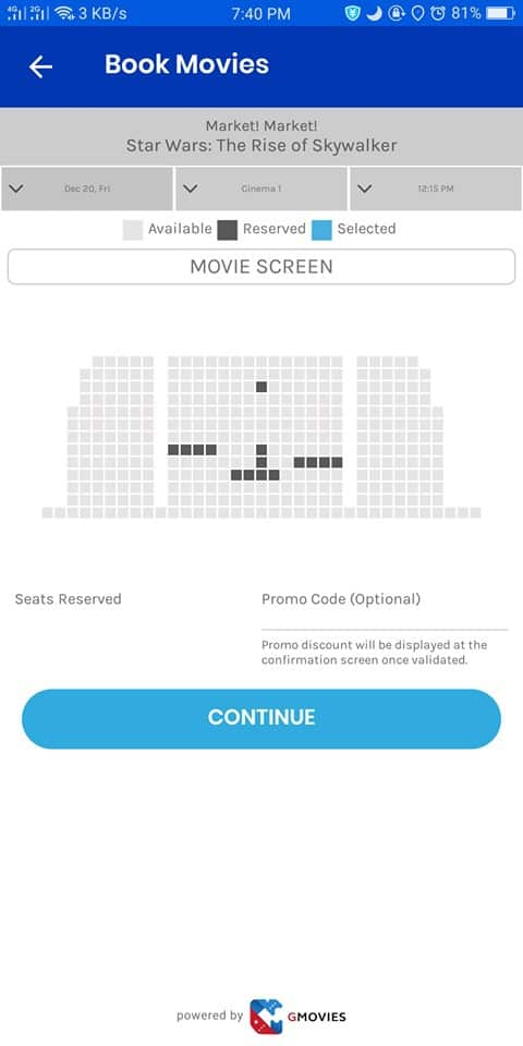 how to book a movie on gcash img