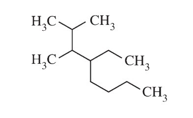 nmat chemistry questions 3