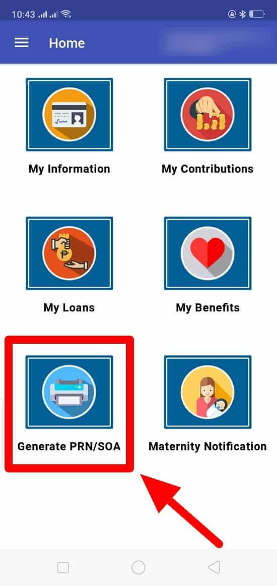 how to pay sss contribution using paymaya 3
