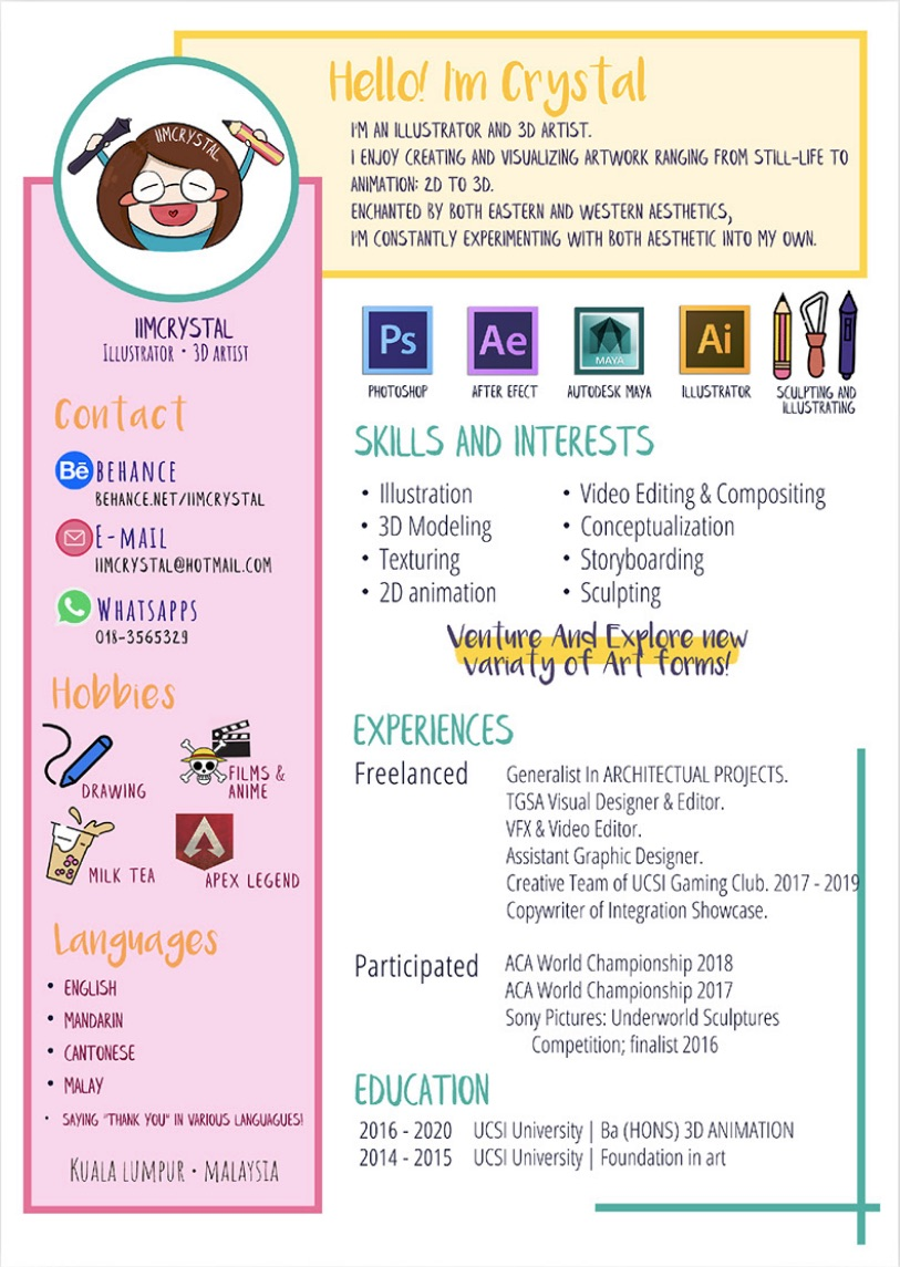 resume sample philippines 4