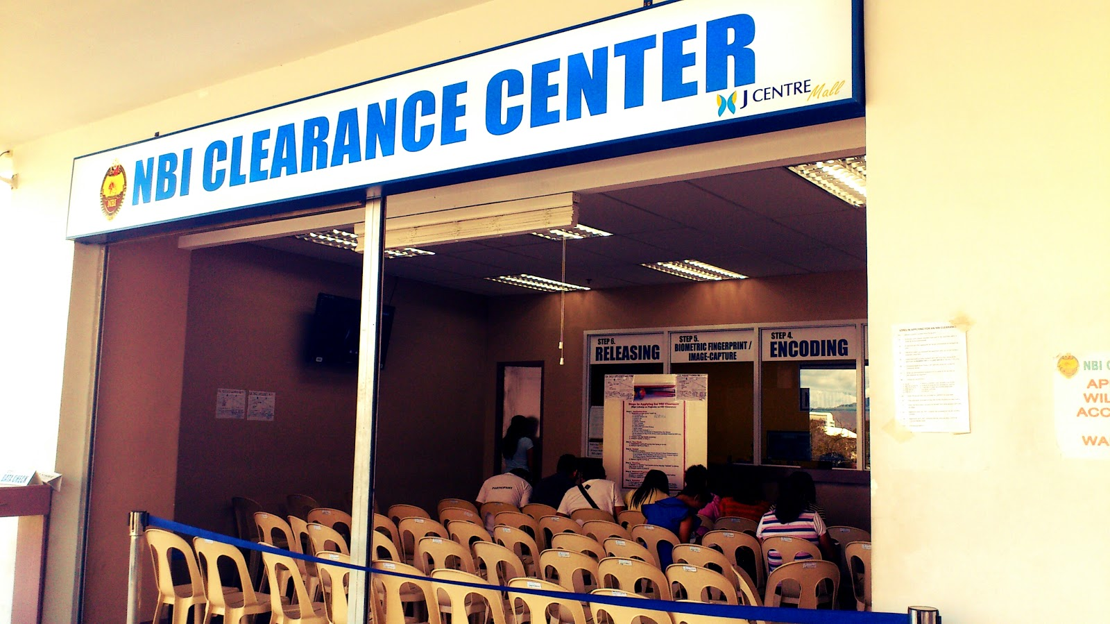 how to get nbi clearance 5