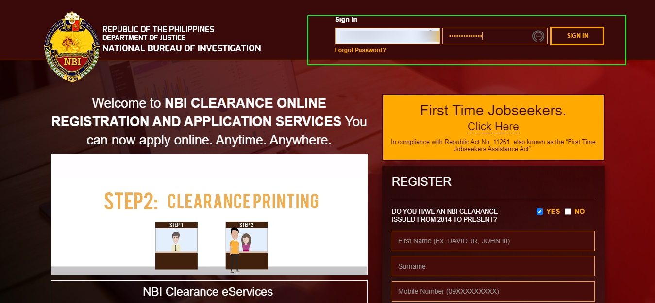 how to get nbi clearance online in the philippines 4