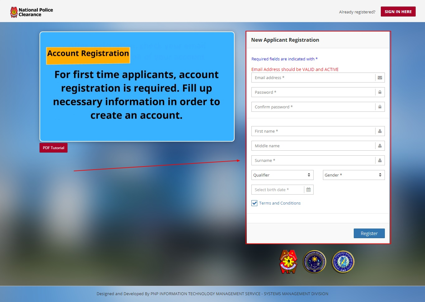 how to get police clearance online in the philippines 2