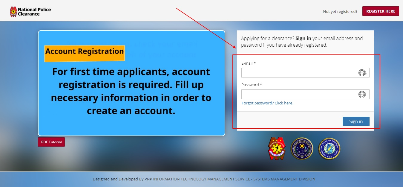 how to get police clearance online in the philippines 3